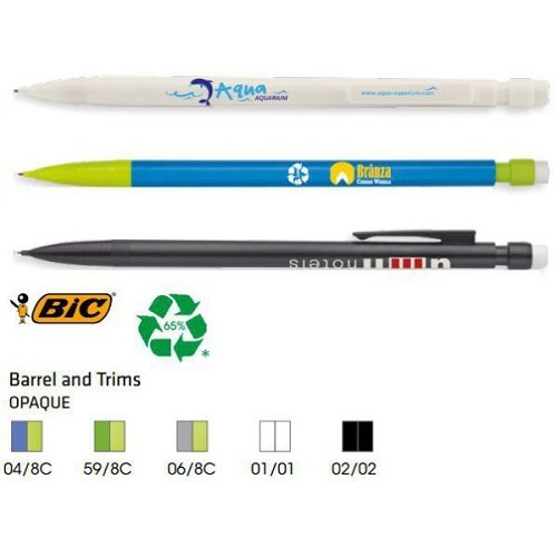 Bic matic vulpotlood gerecycled
