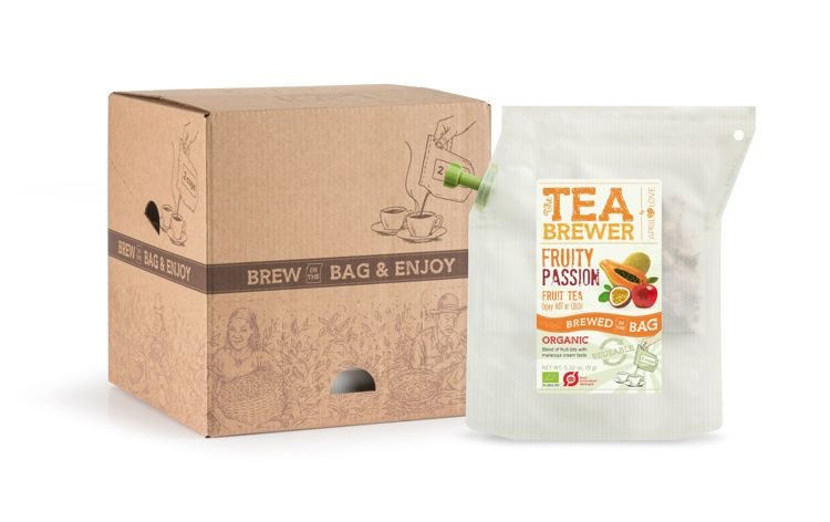 Fruity Passion Organic Fruit Tea