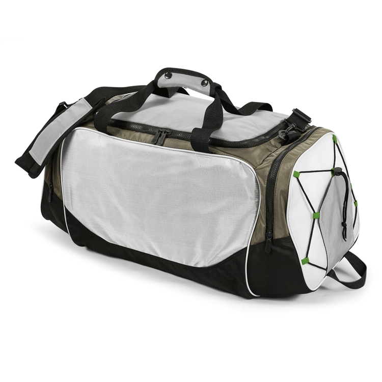 Sportbag 100% gerecycled PET bottle