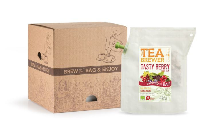 Tasty Berry Organic Fruit Tea