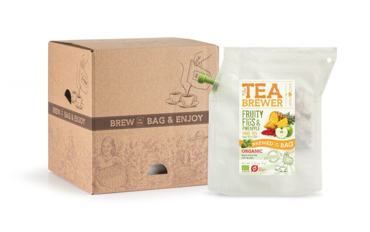 Fruity Figs & Pineapple Organic Fruit Tea