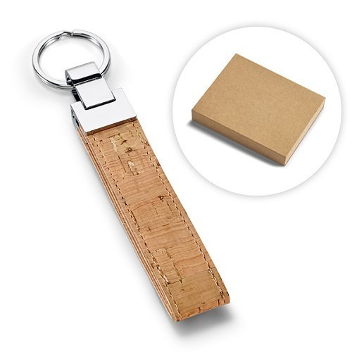 Key ring cork