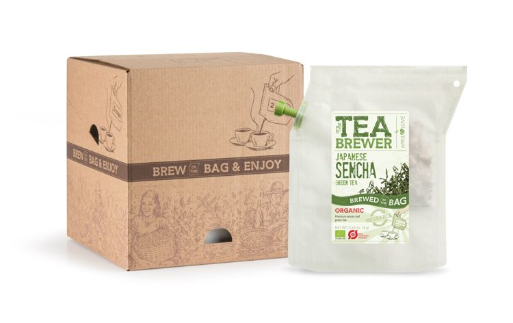 Japanese Sencha Organic Green Tea