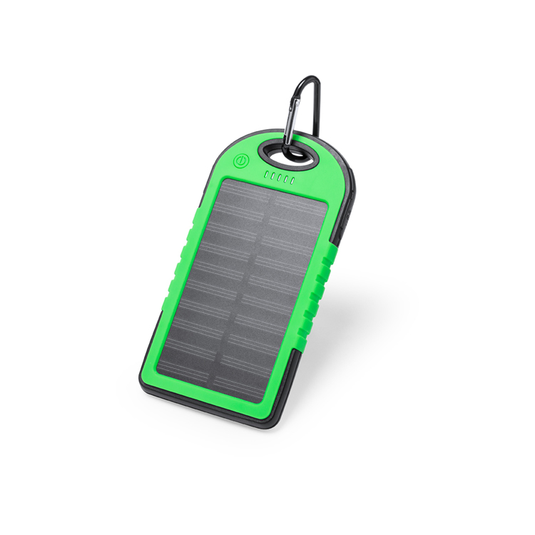 Powerbank - Solar energy